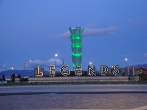 The Legends Mall at Sparks Marina