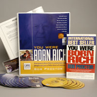 Born Rich (book not included)